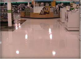 Floor Care Services for a Store in Chandler, AZ